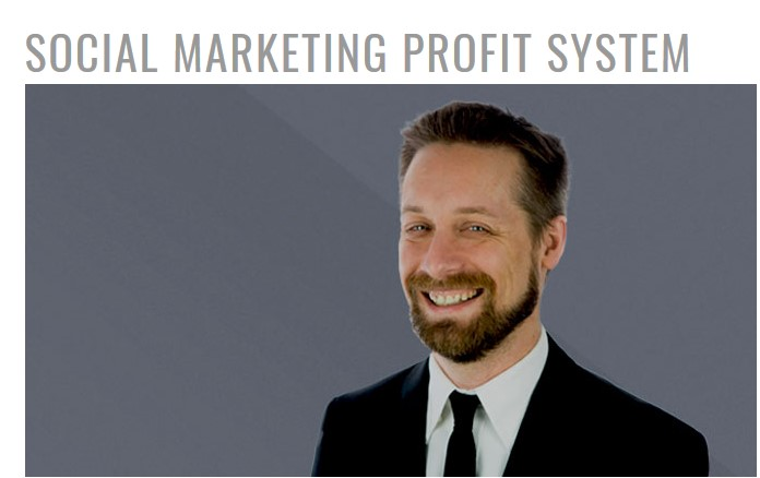 Brian Carter - Facebook Social Marketing Profit System