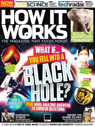 How It Works – Issue 119 2019