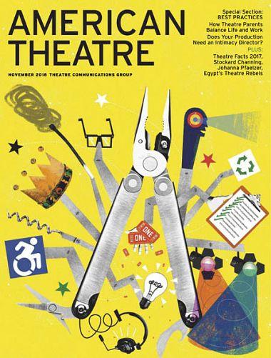 American Theatre – October 2018