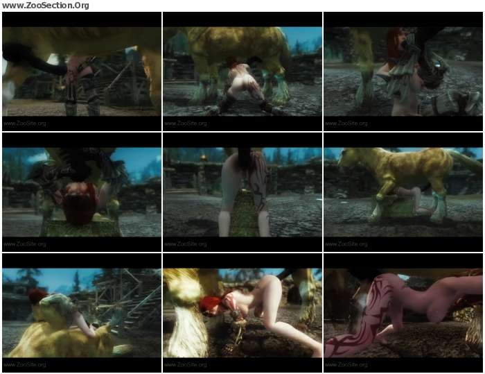 57cad31252740494 - Inappropriate Skyrim Shenanigans 9 - Naughty Machinima 1 [Anime / Hentai]