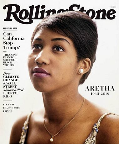 Rolling Stone USA – October 2018