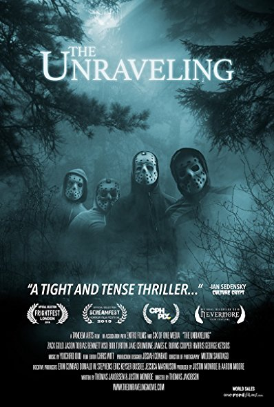 The Unraveling 2015 Dvdrip X264-Spooks