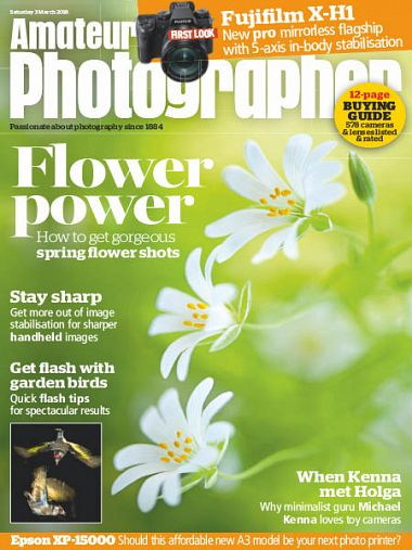 Amateur Photographer – 3 March 2018