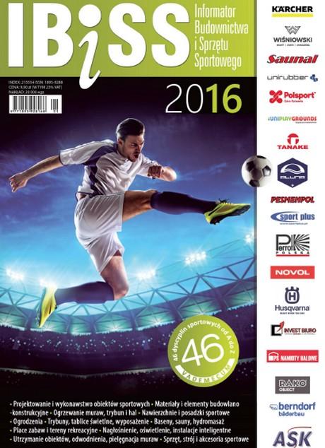 Informator Budownictwa i Sprzętu Sportowego 2016