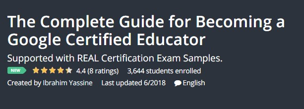 The Complete Guide for Becoming a Google Certified Educator