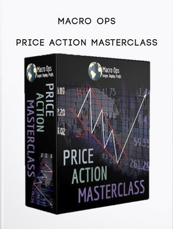 Macro Ops - Price Action Masterclass(re)