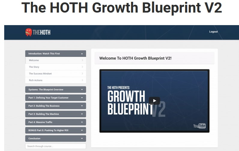 HOTH Growth Blueprint V2 $997