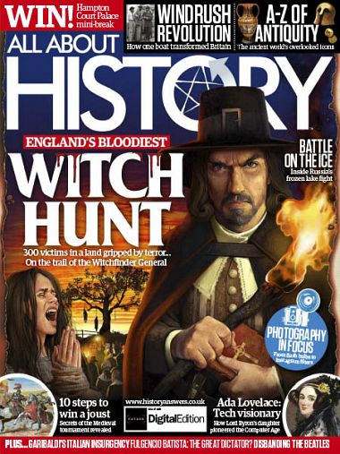 All About History – Issue 65 2018