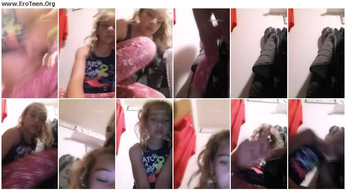 6285f31020287154 - Little Young Jailbait Girls And Cheerleaders Selfie Video 03