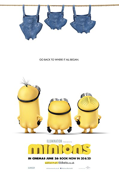 Minions 2015 BluRay 1080p DD 5 1 H265-d3g