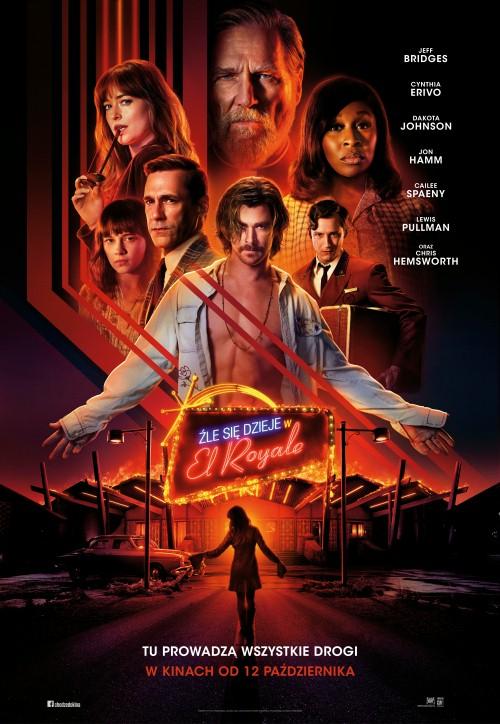 Źle się dzieje w El Royale / Bad Times at the El Royale (2018)  PL.BRRip.Xvid-GR4PE / Lektor PL