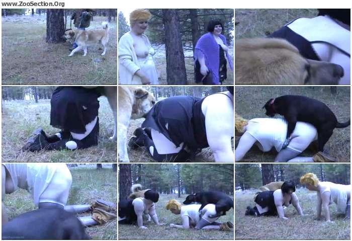 7e6dd91012380344 - Happy Hunter - Zoophilia Amateur / AnimalSex Video