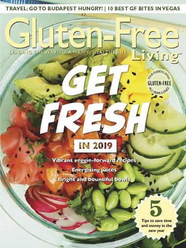 Gluten-Free Living – January/February 2019