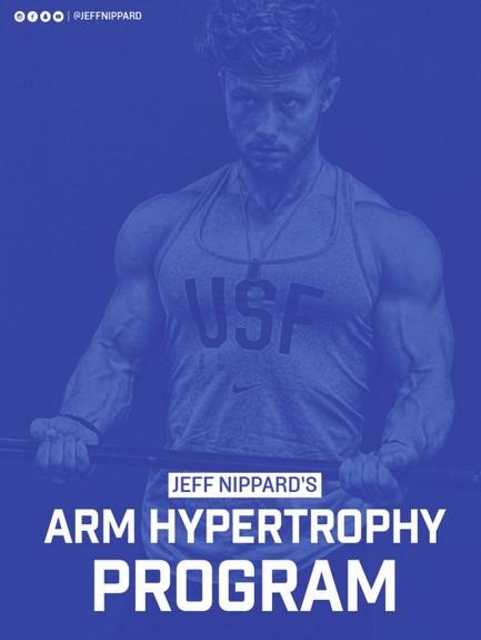 Jeff Nippard s Arm Hypertrophy Program
