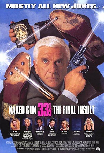 Naked Gun 33 1 3 The Final Insult 1994 BRRip XviD MP3-RARBG