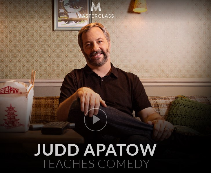 MasterClass - Judd Apatow Teaches Comedy