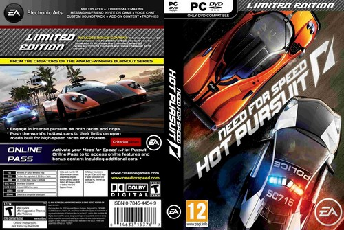 Need for Speed  - Hot Pursuit (2010) - IGG / PoLska Wersja Językowa