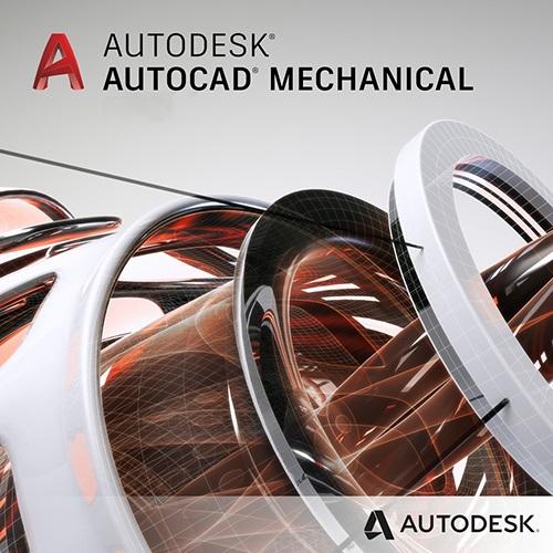 Autodesk Autocad Mechanical 2020 X64 WIN