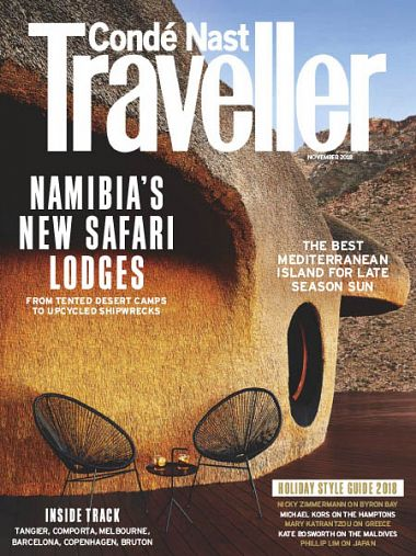 Conde Nast Traveller UK – November 2018