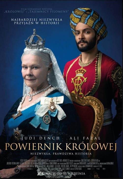 Powiernik królowej / Victoria and Abdul (2017) PL.BDRip.XviD-KiT / Lektor PL