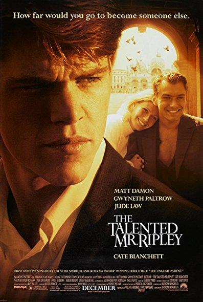 The Talented Mr Ripley 1999 720p BluRay H264 AAC-RARBG