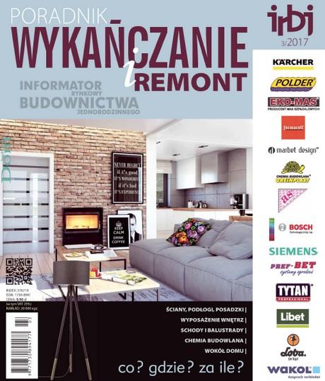 Informator Rynkowy Budownictwa Jednorodzinnego - Wykańczanie i Remont 2017