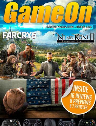GameOn – Issue 104 – June 2018