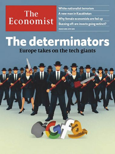 The Economist USA – March 23, 2019