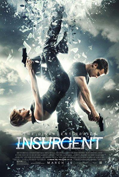 Insurgent 2015 BRRip XviD MP3-RARBG