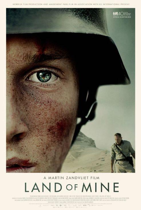 Pole minowe / Land of Mine / Under Sandet (2015) PL.720p.BluRay.x264-J [Lektor PL]