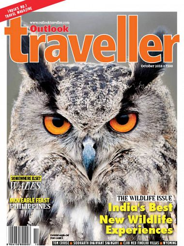 Outlook Traveller – October 2018