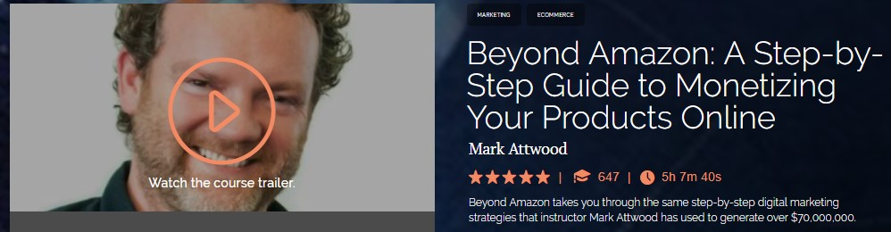 Beyond Amazon A Step-by-Step Guide to Monetizing Your Products Online