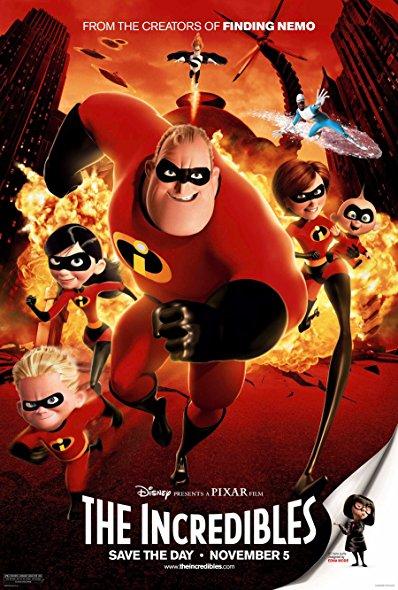 The Incredibles 2004 1080p BluRay H264 AAC-RARBG