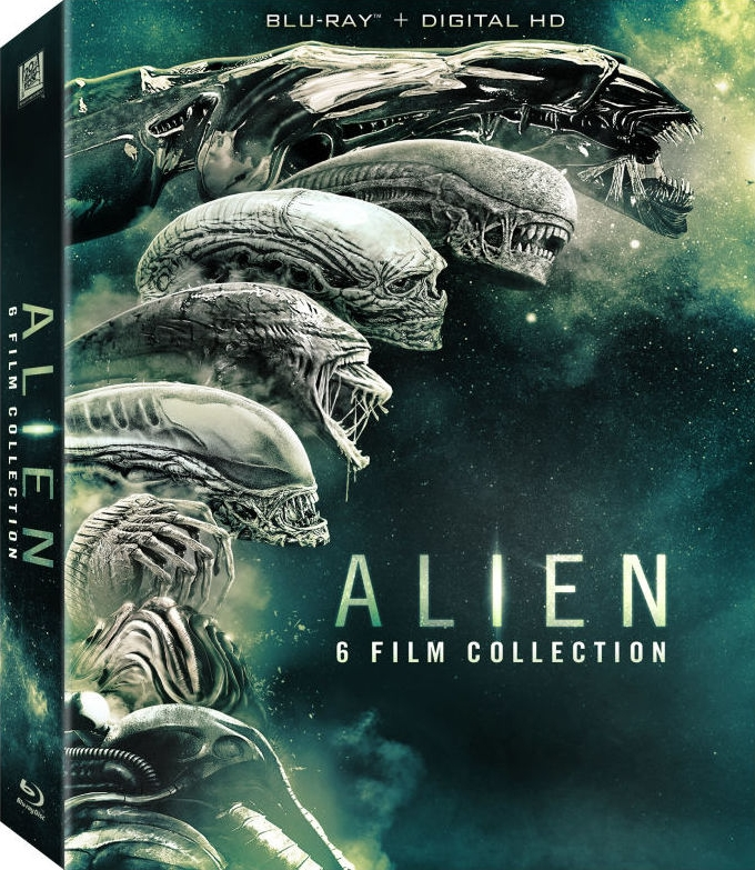 Alien; 6 Film Collection 1979-2017 1080p Blu-ray x264 DTS-HighCode