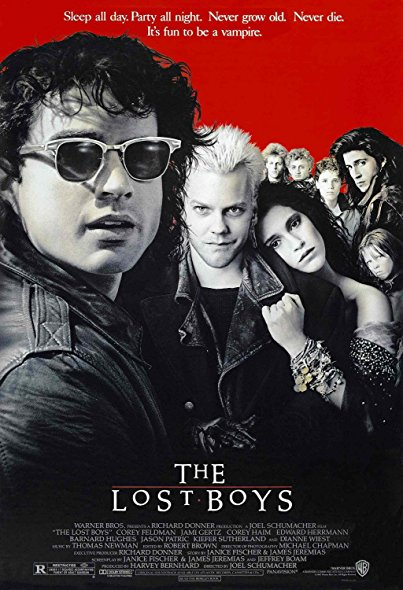 The Lost Boys 1987  BluRay 1080p AC-3 H265-d3g
