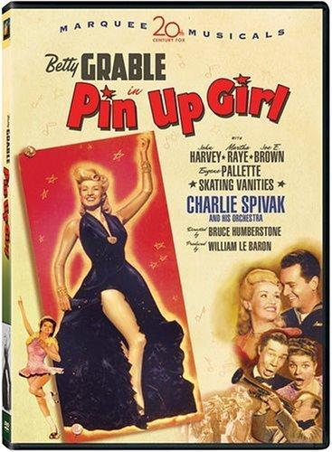 Pin Up Girl 1944 DVDRip XViD