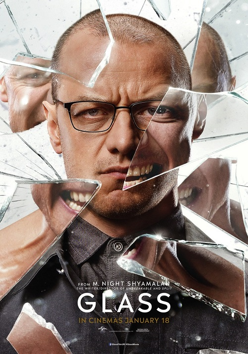Glass (2019)  PL.720p.BluRay.x264-KiT / Lektor PL
