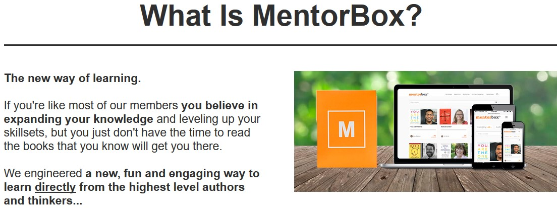 Mentorbox - Thrive - Arianna Huffington - Pre-suasion - Robert Cialdini