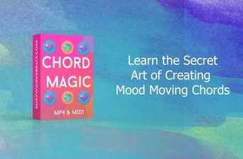 Chord Magic Learn the Secret Art of Creating Mood Moving Chords