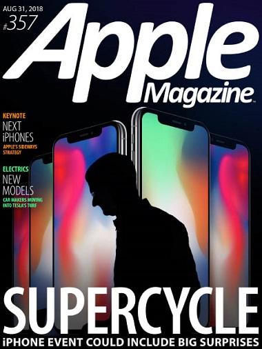 AppleMagazine – August 31, 2018