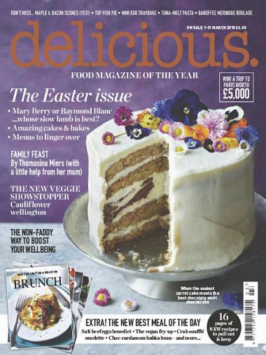 delicious UK – March 2018