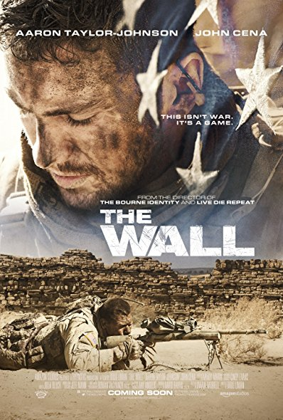 The Wall 2017 1080p BluRay H264 AAC-RARBG