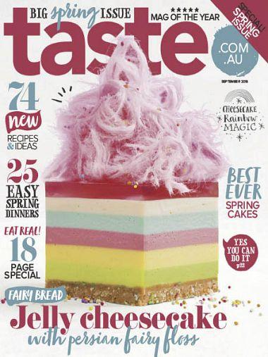 Taste.com.au – September 2018