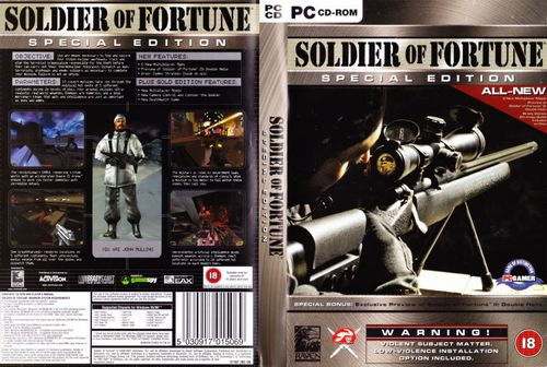 Soldier of Fortune Platinum Edition GoG Classic - I_KnoW