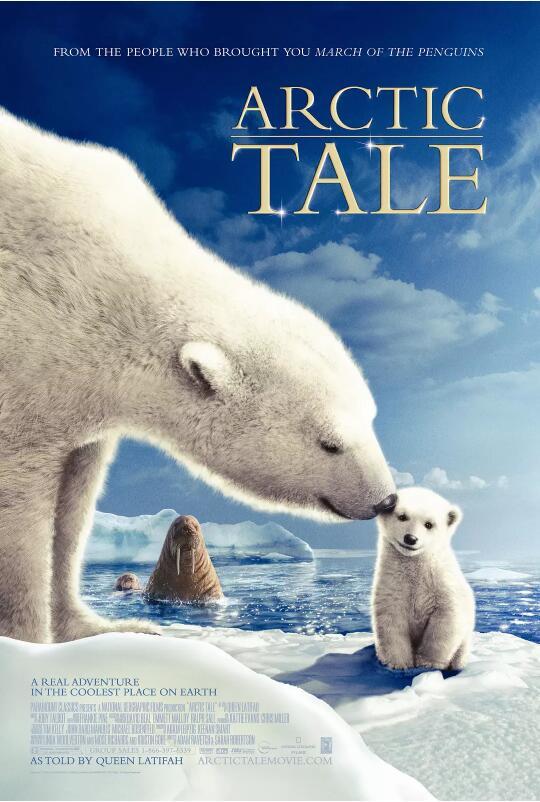 纪录片部落-纪录片从业者门户:国家地理-北极故事/MP4/英语内嵌中字/百度
