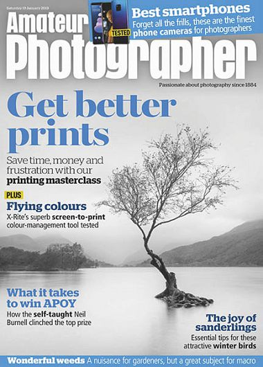 Amateur Photographer – 19 January 2019