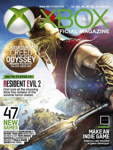 Xbox: The Official Magazine UK – October 2018