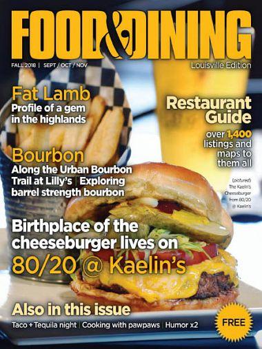 Food & Dining – Fall 2018