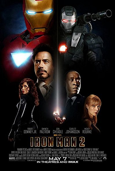 Iron Man 2 2010 BRRip XviD MP3-RARBG