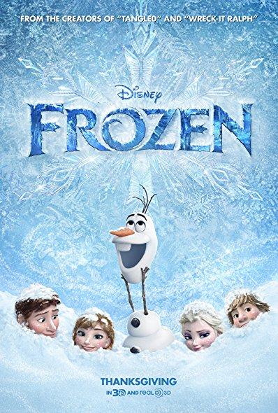 Frozen 2013 1080p BluRay H264 AAC-RARBG